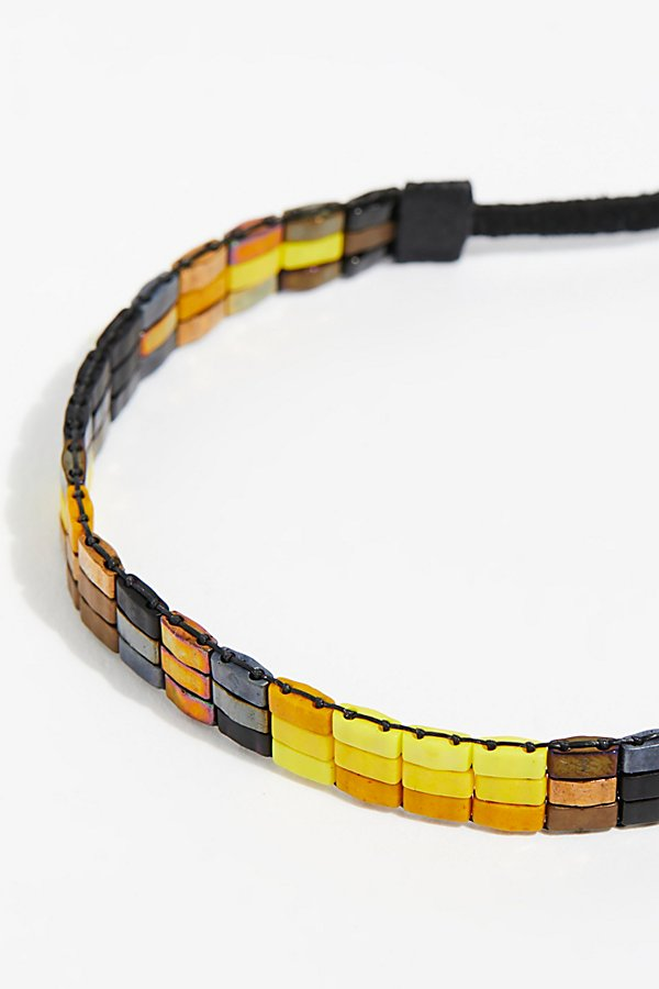 Slide View 2: Handwoven Dreams Bracelet