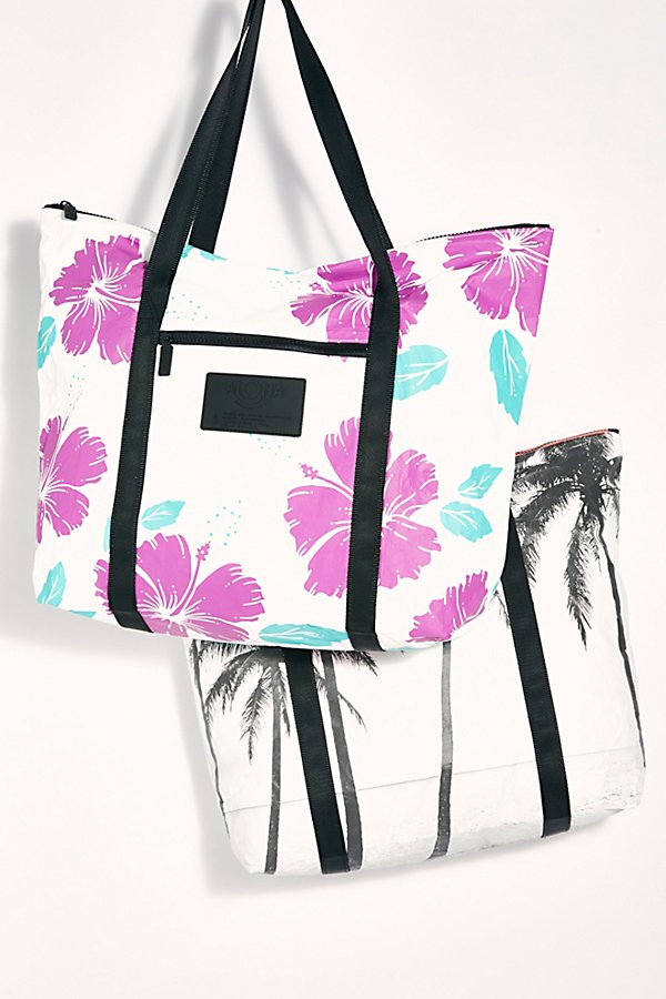 Slide View 1: Aloha Printed Tote