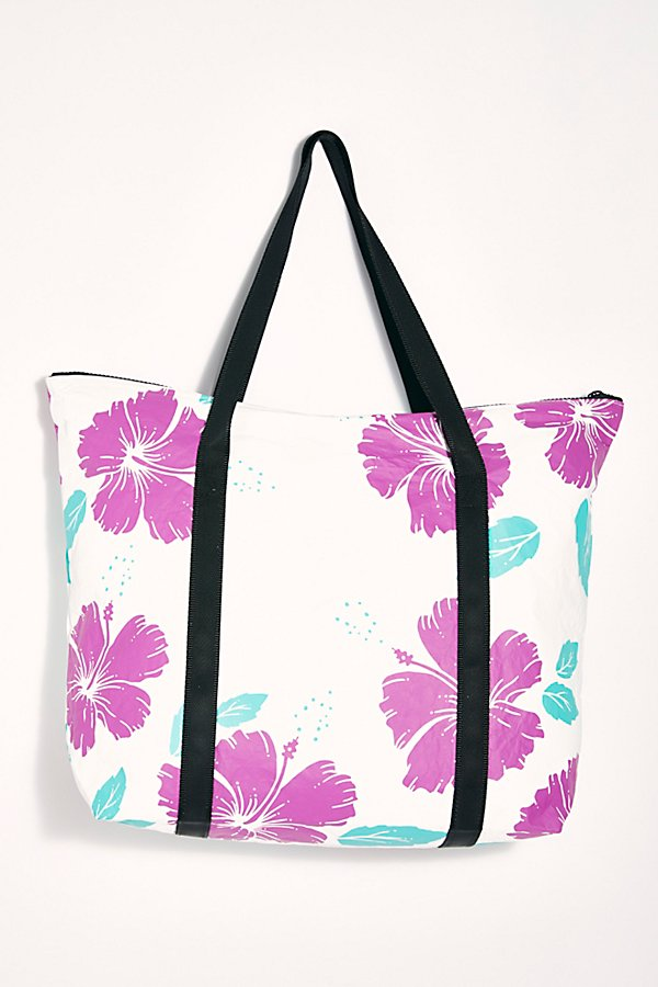 Slide View 5: Aloha Printed Tote