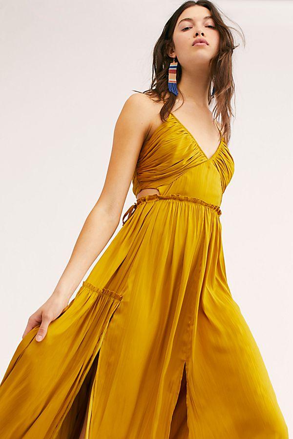 f019f53850e7b Need This Shiny Maxi Dress