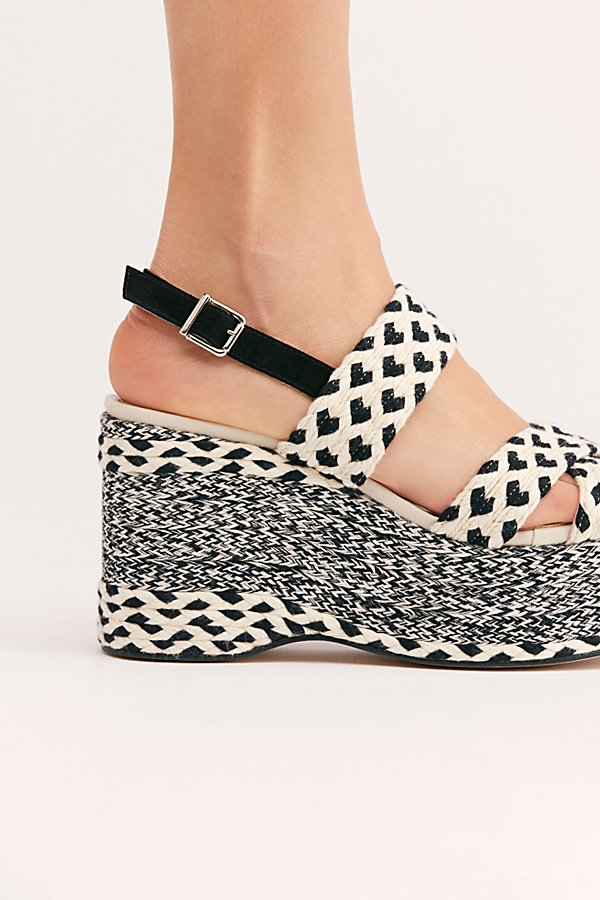 Slide View 4: Dolce Platform Wedge
