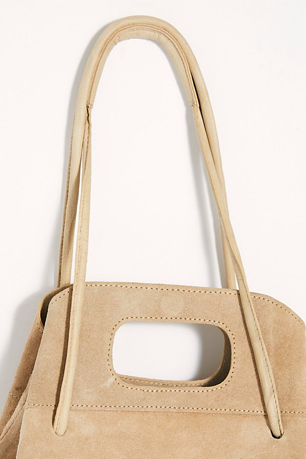 Slide View 3: Rosetta Top Handle Shoulder Bag
