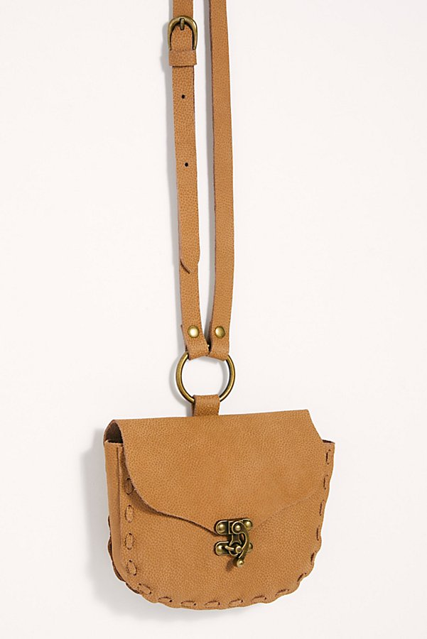 Slide View 2: Cynthia Mini Saddle Crossbody