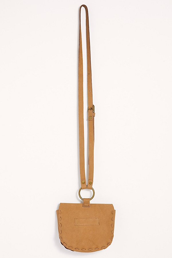 Slide View 4: Cynthia Mini Saddle Crossbody