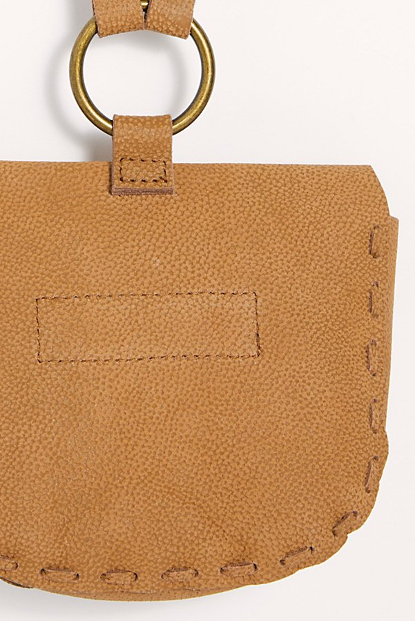 Slide View 5: Cynthia Mini Saddle Crossbody