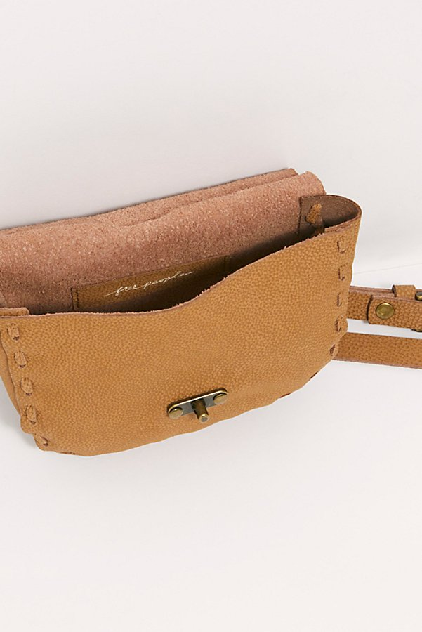 Slide View 6: Cynthia Mini Saddle Crossbody