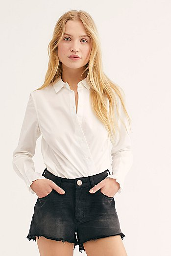 Sophie Classic Long Sleeve Shirt