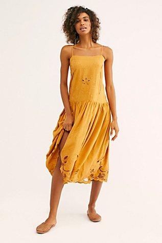 Georgie Midi Dress by Free People