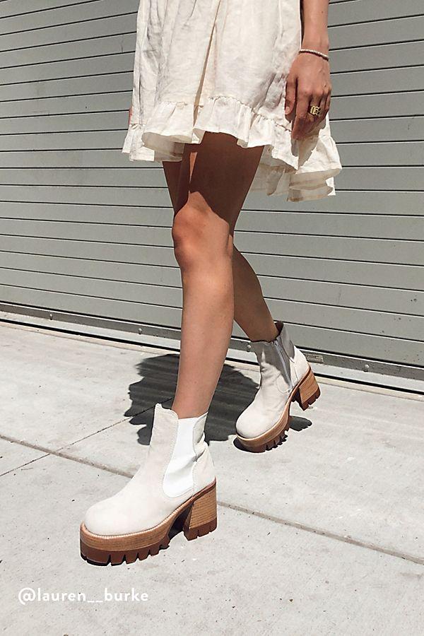 3869d61e8 Slide View 1: Preston Platform Ankle Boots