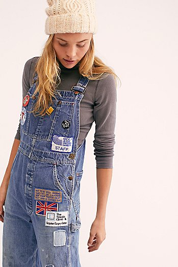 Billy Hill Dungarees