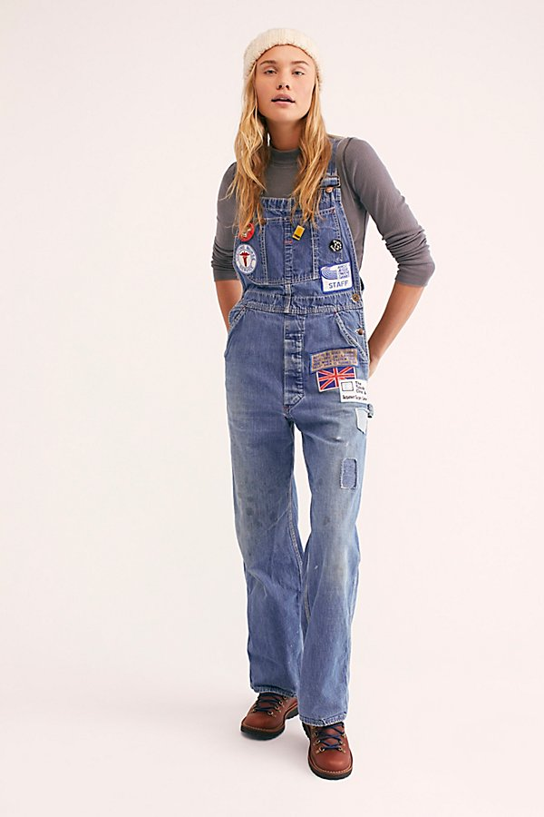 Slide View 2: Billy Hill Dungarees
