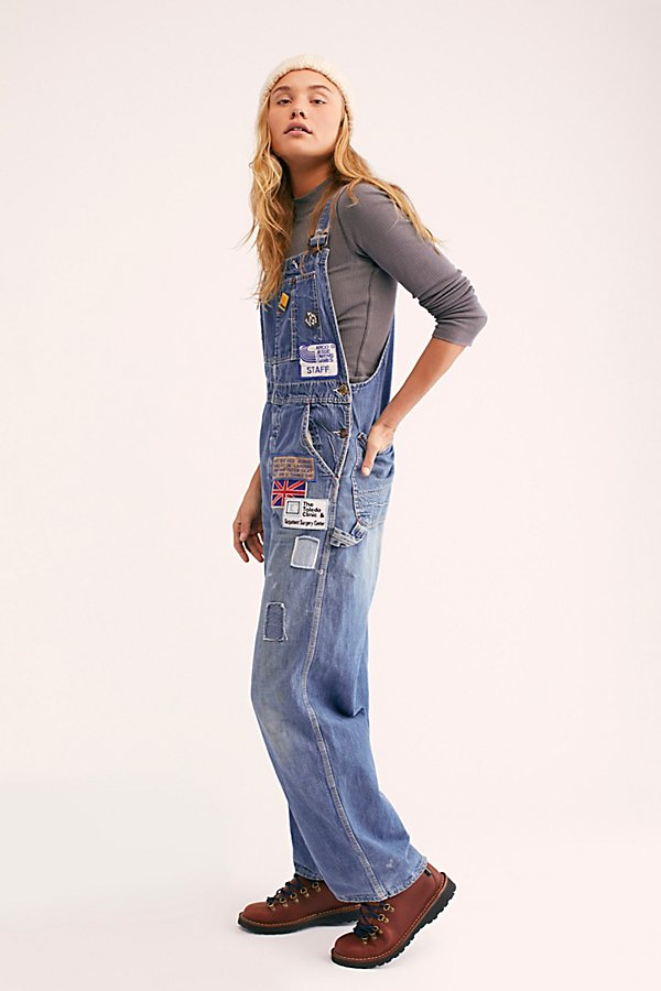 Slide View 3: Billy Hill Dungarees