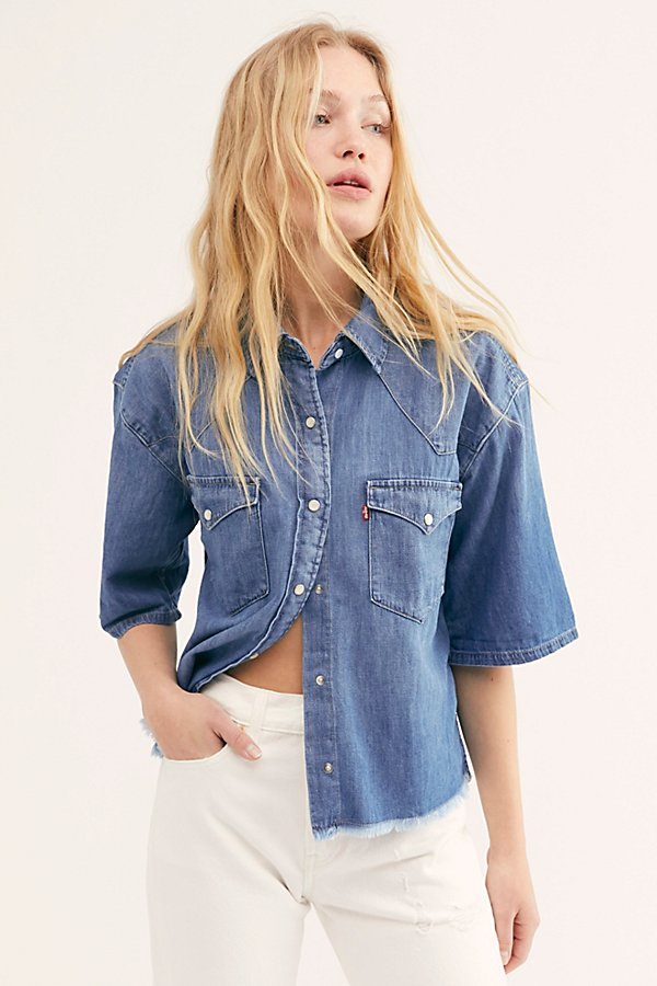 Slide View 1: Levi's Sunny Western Shirt