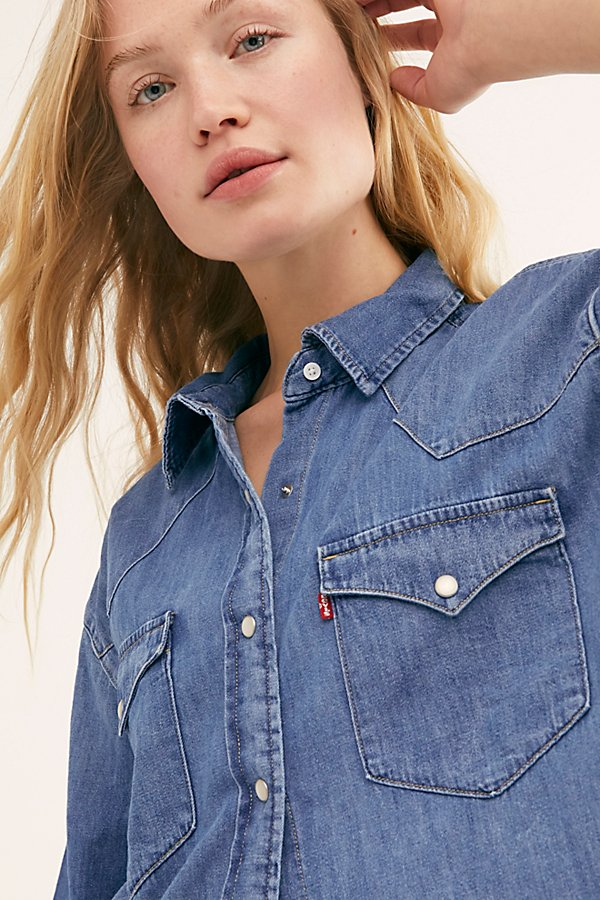 Slide View 3: Levi's Sunny Western Shirt