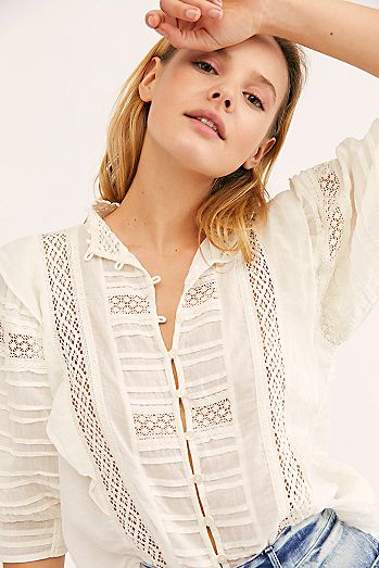 7e67cf5bb92 Shirts + Blouses | Free People