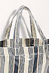 Thumbnail View 5: Shine On Plastic Coated Striped Tote
