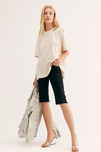 a4ecf0584c66 Women's Tees - Oversized T Shirts & Baseball Tees | Free People