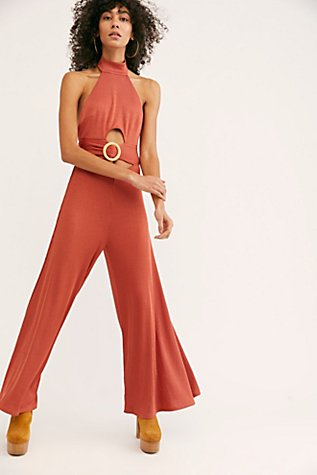 Smoke Show Jumpsuit by Free People