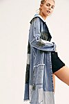 Thumbnail View 4: Patchwork Denim Duster