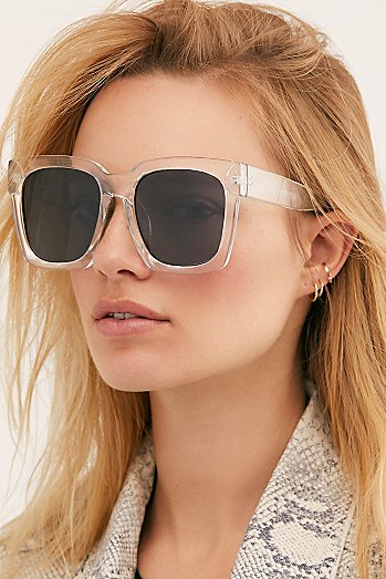 Dixie Jane Oversized Sunglasses