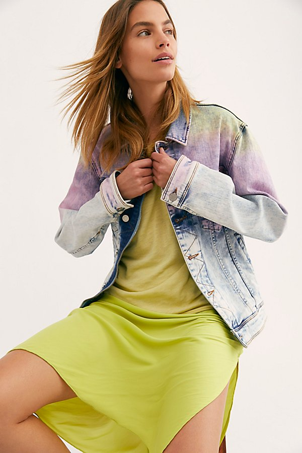 Slide View 1: Kase Tie & Dye Jacket