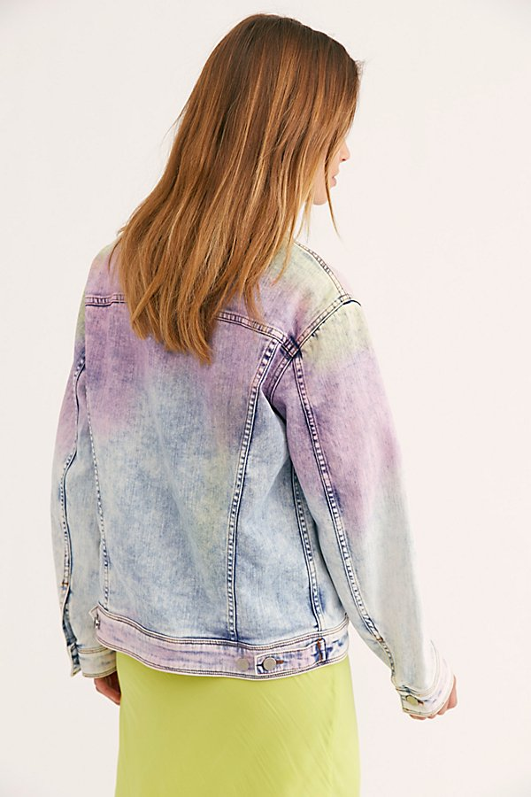 Slide View 2: Kase Tie & Dye Jacket