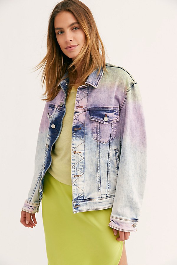 Slide View 3: Kase Tie & Dye Jacket