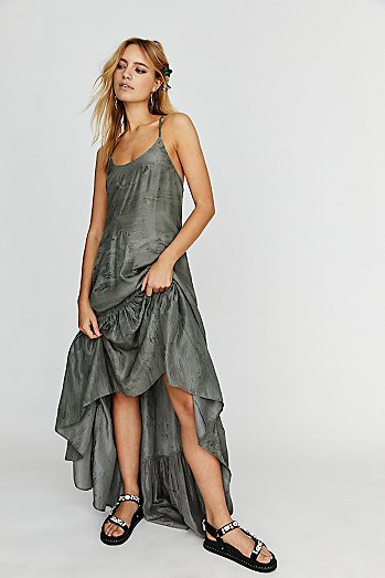Silk Kingston Slip Dress