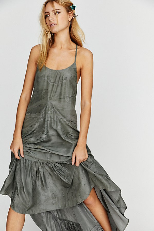 Slide View 3: Silk Kingston Slip Dress