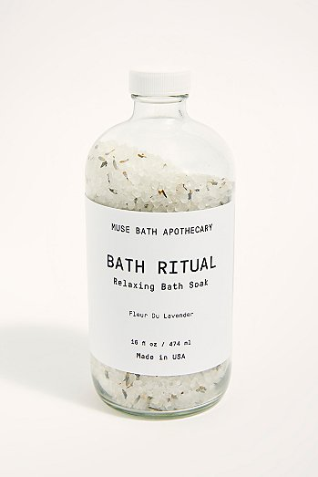 Muse Bath Ritual Salt Soak