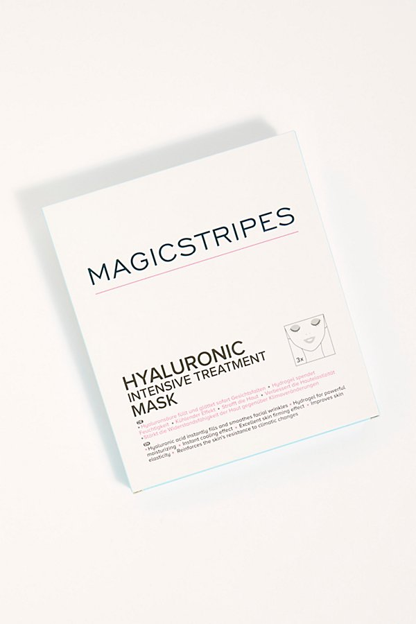 Slide View 1: MAGICSTRIPES Hyaluronic Intensive Treatment Mask Pack
