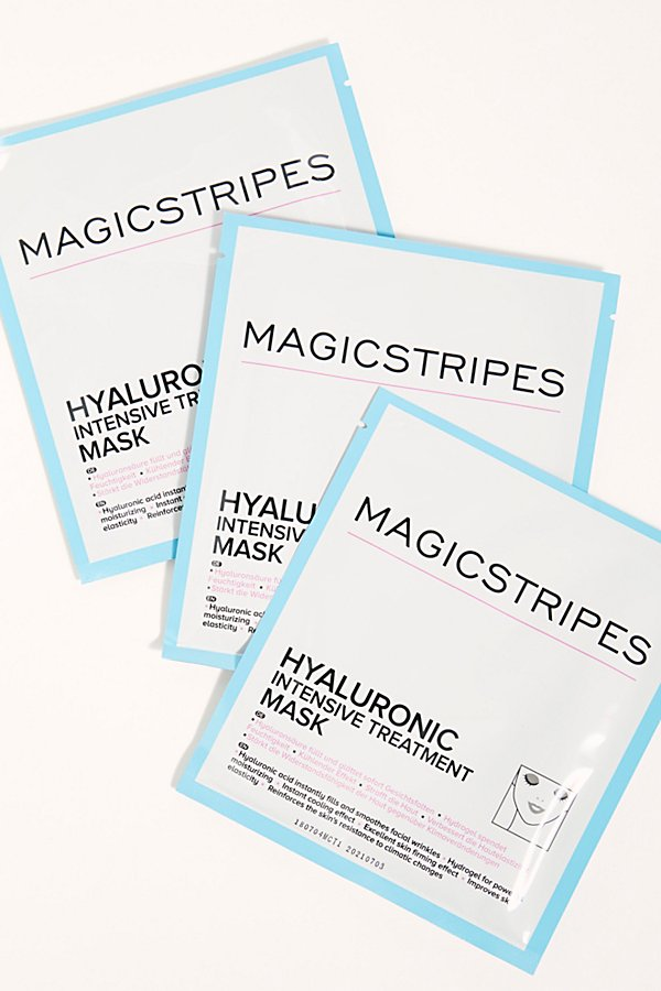 Slide View 2: MAGICSTRIPES Hyaluronic Intensive Treatment Mask Pack