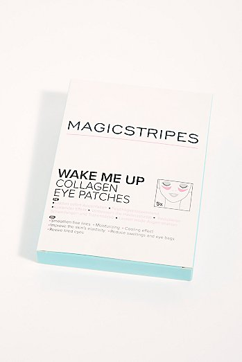 MAGICSTRIPES Wake Me Up Collagen Eye Patch Pack