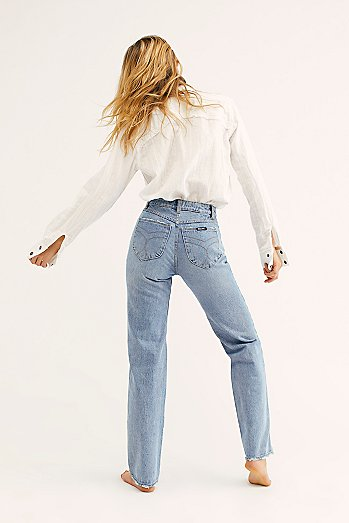 Rolla's Classic Straight Jeans