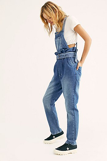 Soho Workwear Overalls
