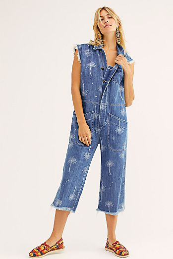 5571d2b5 Womens Overalls | Cute Denim Overalls & Coveralls | Free People