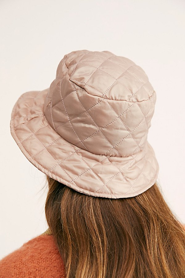 Slide View 2: Cold Front Quilted Bucket Hat