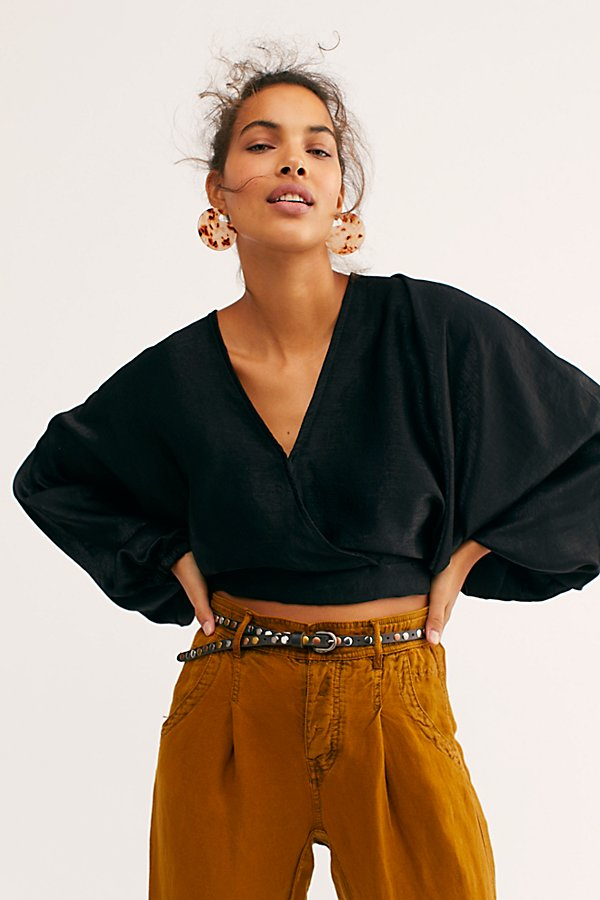 Slide View 1: Midnight Vibes Blouse