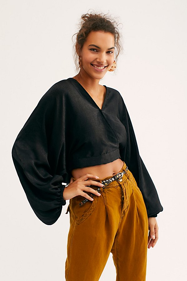 Slide View 2: Midnight Vibes Blouse