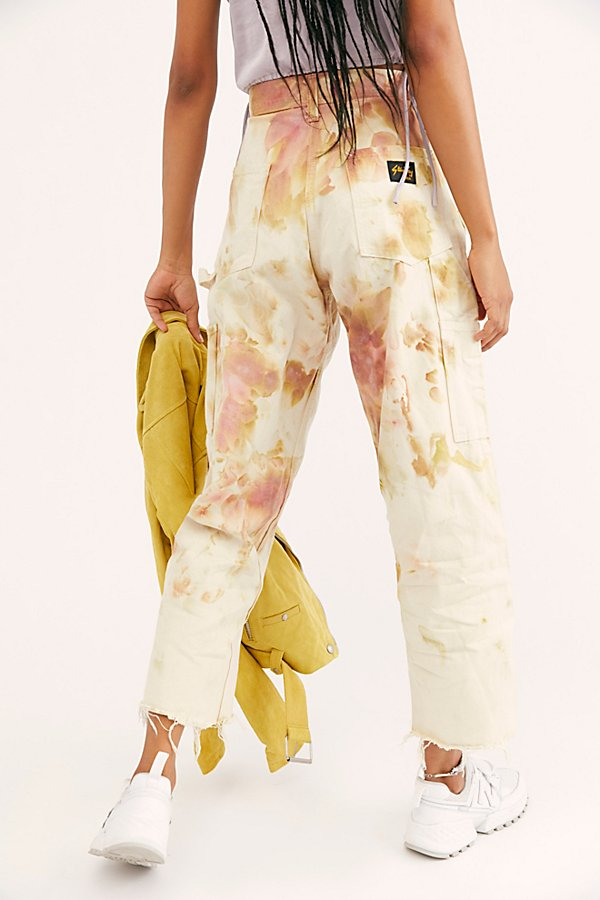 Slide View 4: Tie Dye Utility Trouser
