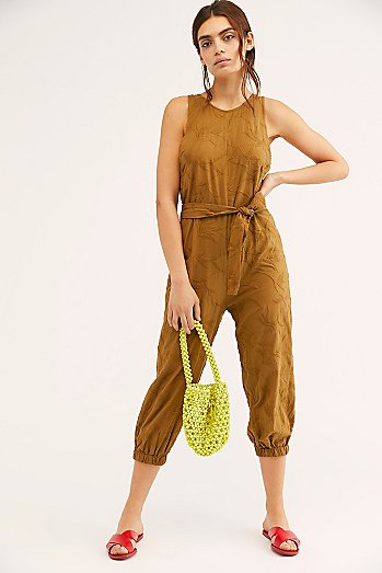 Keys Jumpsuit