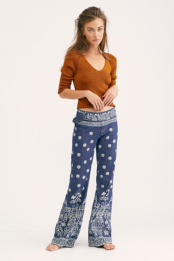 Slide View 2: Journey Flare Jeans