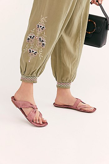 Bailey Slip-On Sandal