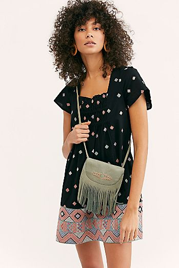 cefd2cca478 Desert Winds Embroidered Mini