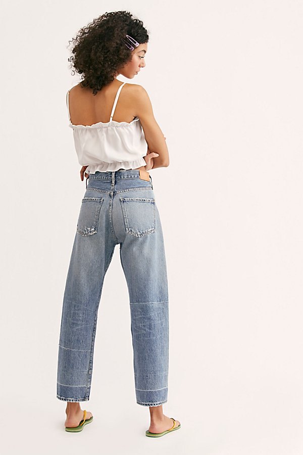 Slide View 2: Citizens of Humanity Emery Relaxed Cropped Jeans
