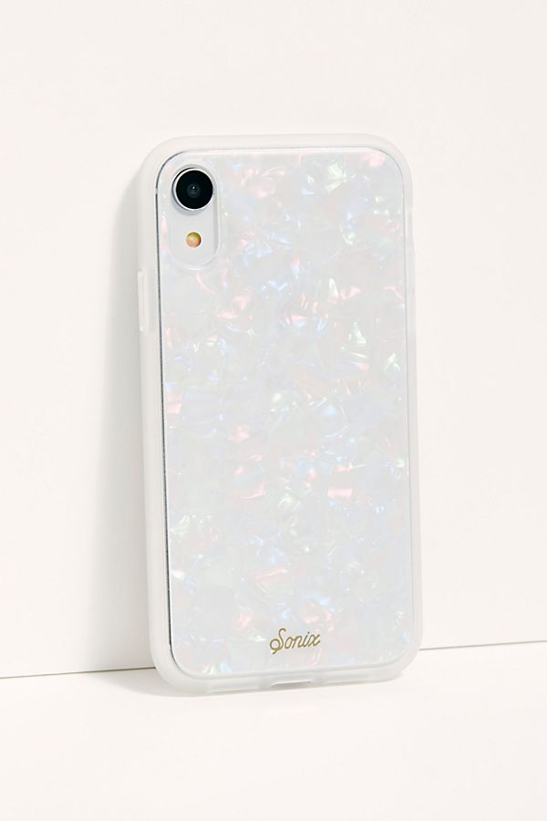666cd9a724 Pearlescent Tort Phone Case