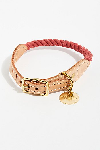 Nantucket Rope Cat Collar