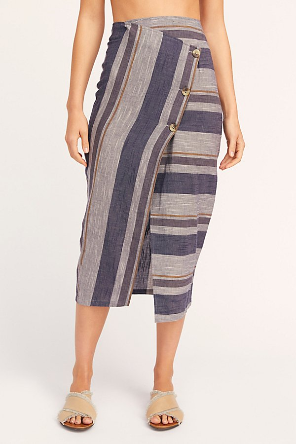 Slide View 2: Big Sur Midi Skirt