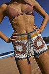 Thumbnail View 3: Kaia Crochet Shorts