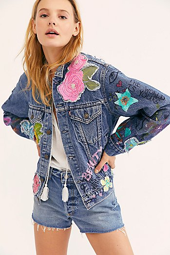 Rialto Jean Project Hannah Denim Jacket
